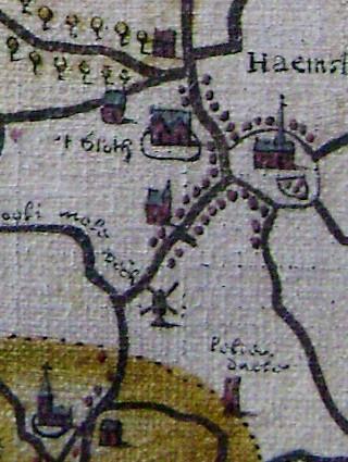 Noordklooster kaart
