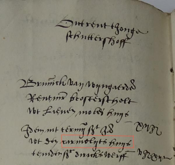karmelieten-tekst